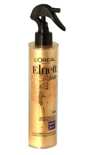 Elnett Heat Protect Styling Spray Straight