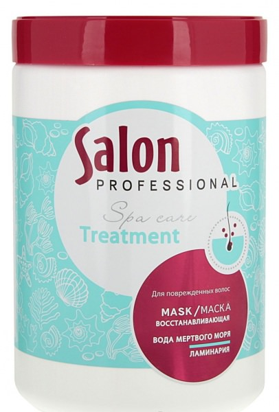 Salon Professional Spa Care Treatment