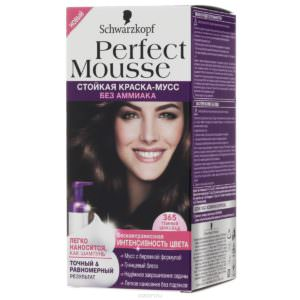 Perfect Mousse schwarzkopf
