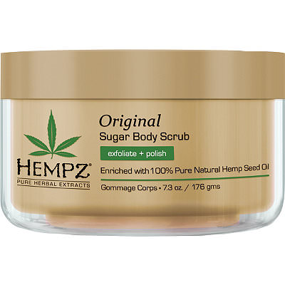 Body Scrub Original Herbal Sugar