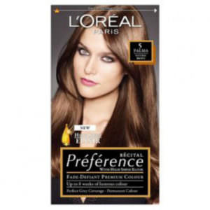 Краска L'Oreal Preference Recital