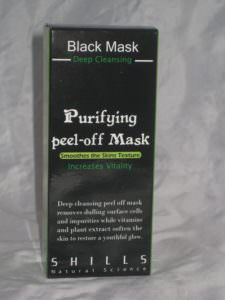 Black Mask Purifying Peel-Off