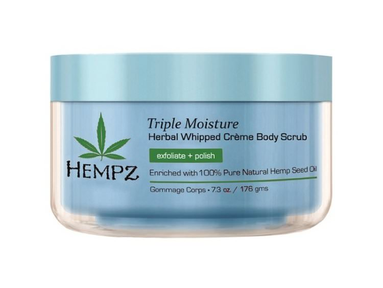 Triple Moisture Herbal Body Scrub