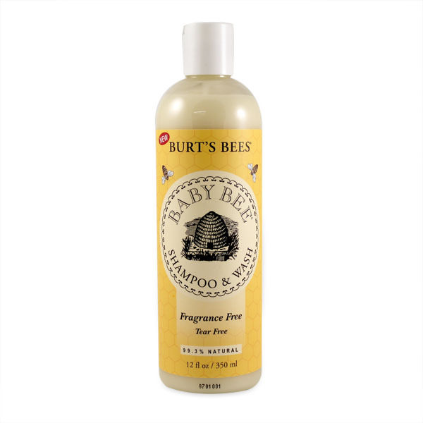 Шампунь Burt`s Bees Baby Bee Shampoo and Wash