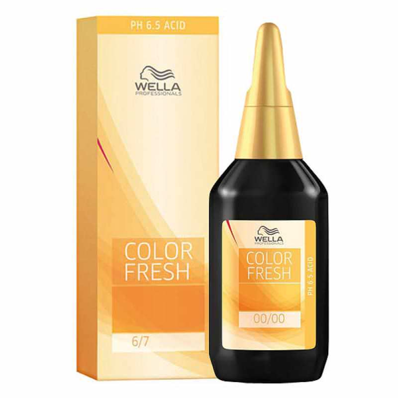 Оттеночная краска Wella Professional Color Fresh Acid