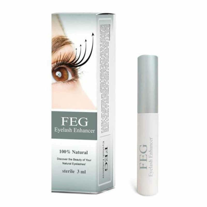 Сыворотка FEG Eyelash Enhancer для роста ресниц